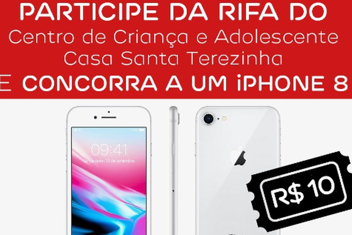 RIFA CCA- IPHONE 8
