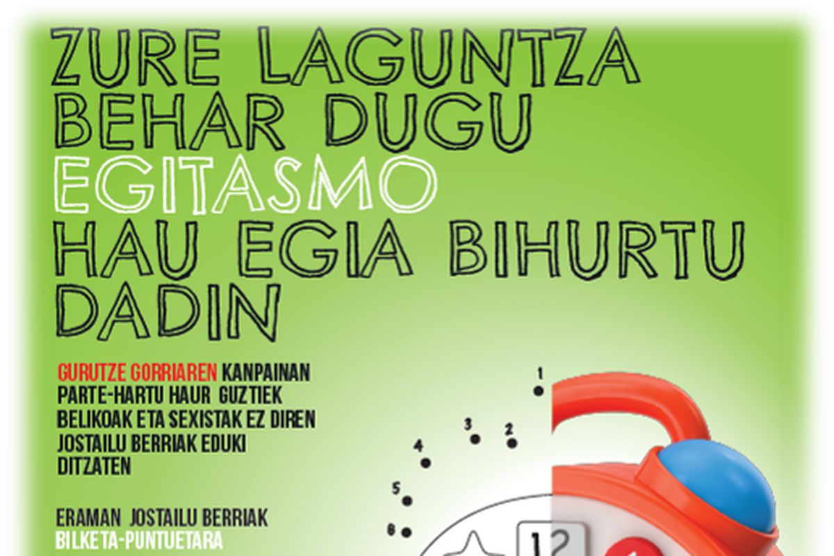 Campaña de Recogida de Juguetes en Bilbao