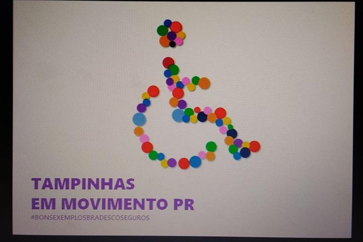 TAMPINHAS EM MOVIMENTO PR