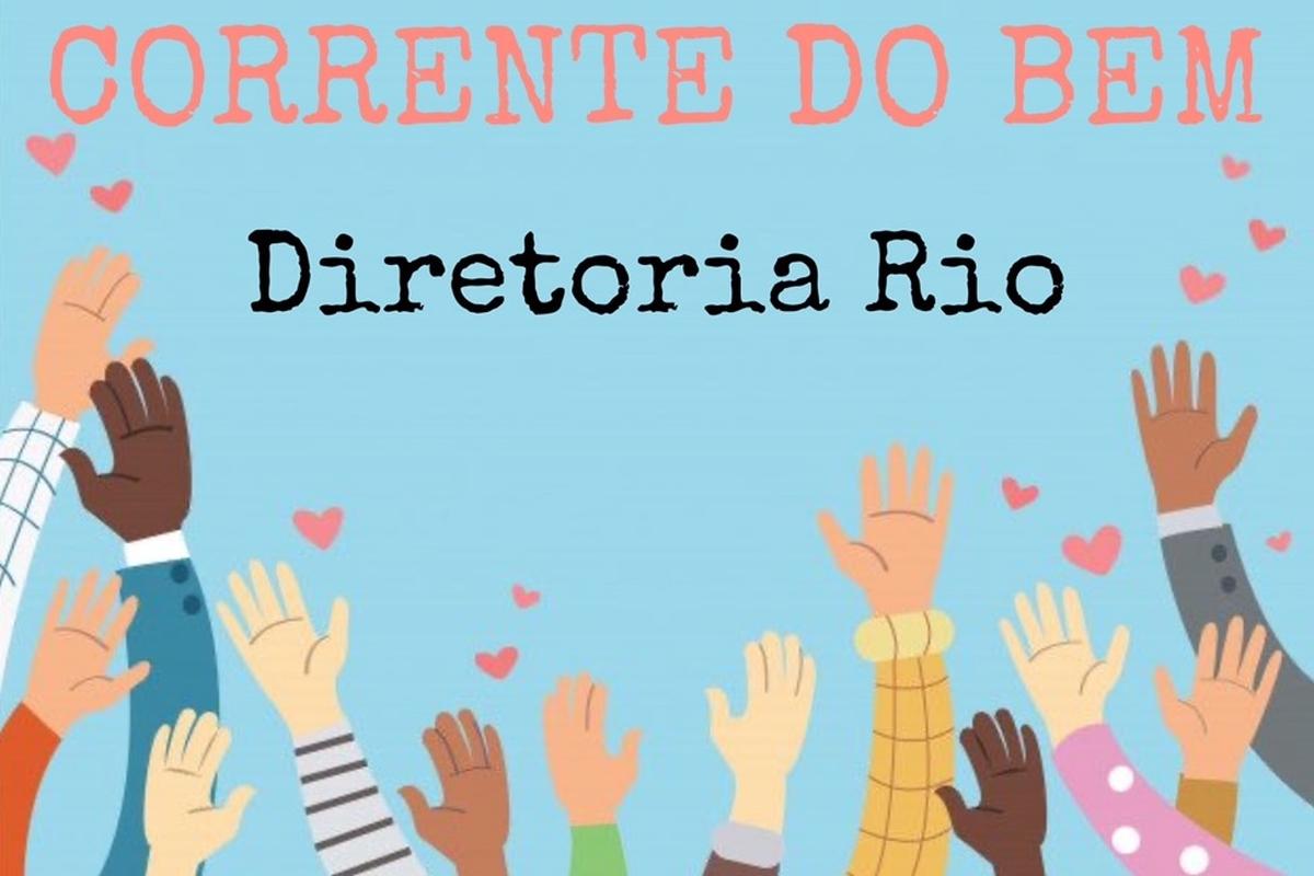 CORRENTE DO BEM - DR Rio de Janeiro - 2021