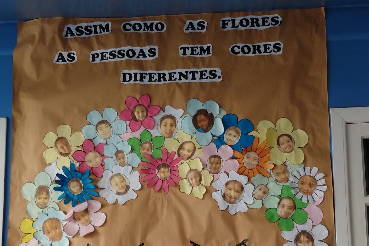 Doações: Anjos Voluntários & E.E. Infantil Walmor Wicteky