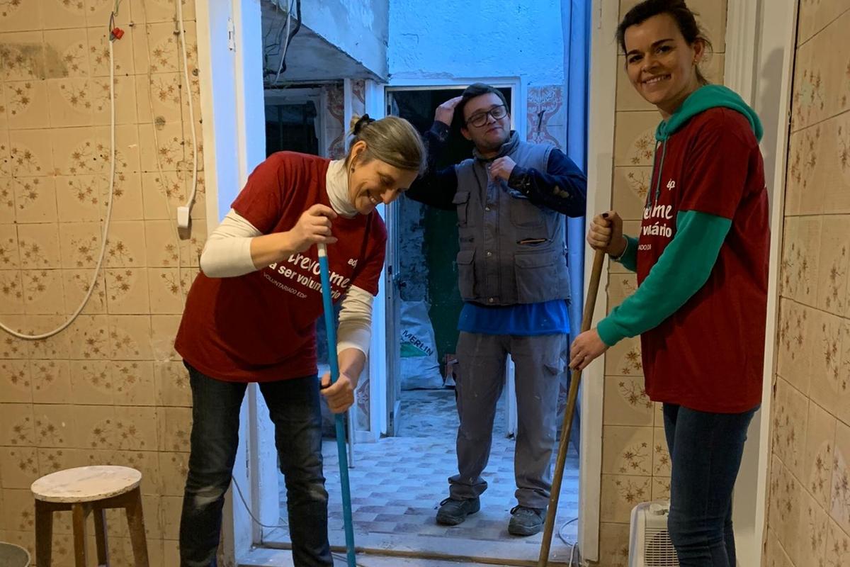 Voluntariado de Reabilitação - Porto, 05.05.2020