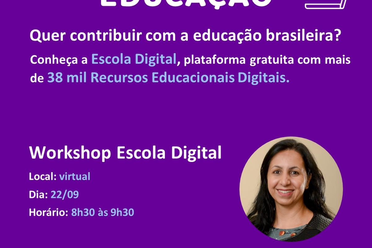 Workshop Escola Digital