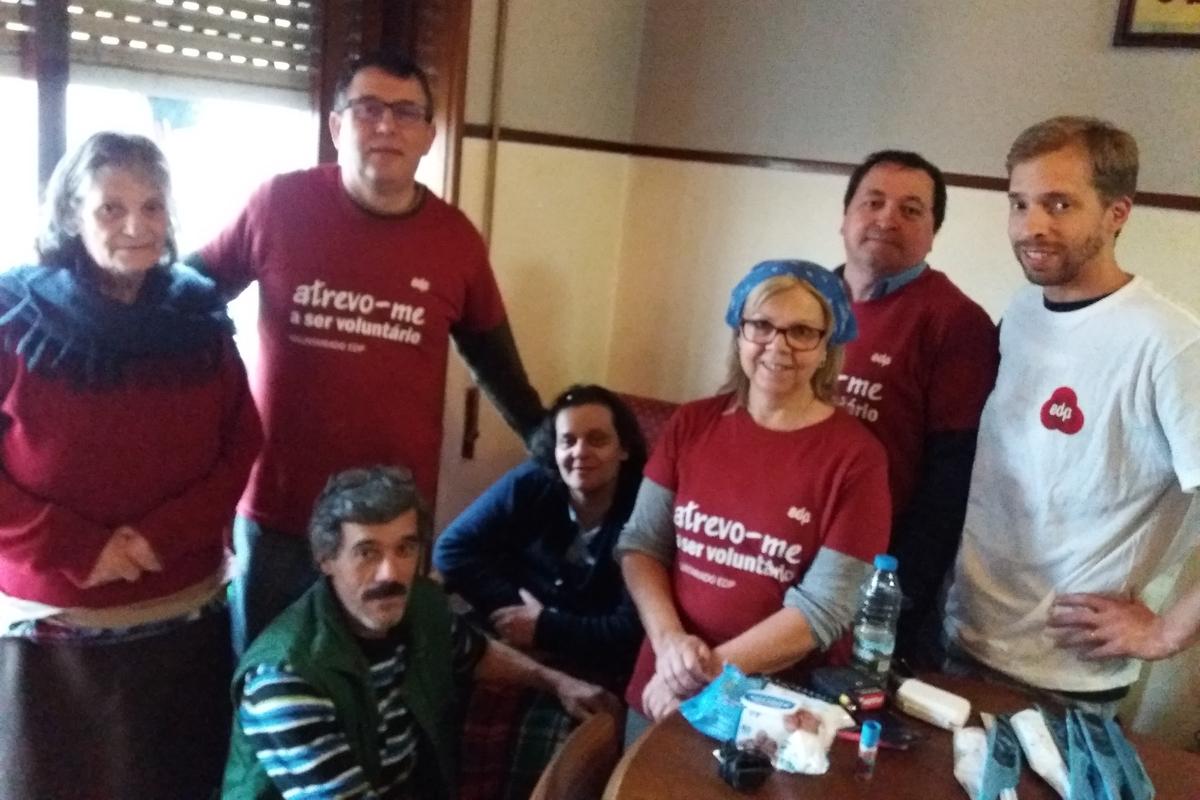 Voluntariado de Reabilitação - Porto, 28.01.2020