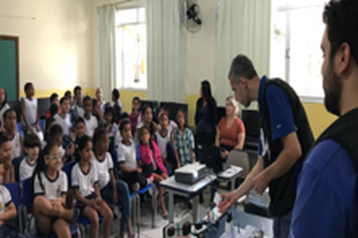 Escola Constantino - CIPA Muquiçaba