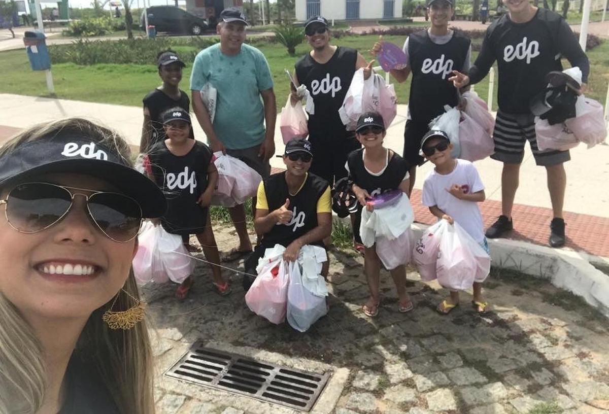 CIPA COC NA PRAIA DE JACARAIPE - SEGURANÇA NA COMUNIDADE