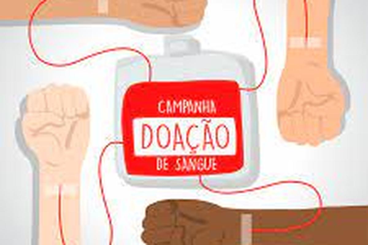 Doação de Sangue - Paciente Marcelo Araújo Amorim (Diretoria de RH)