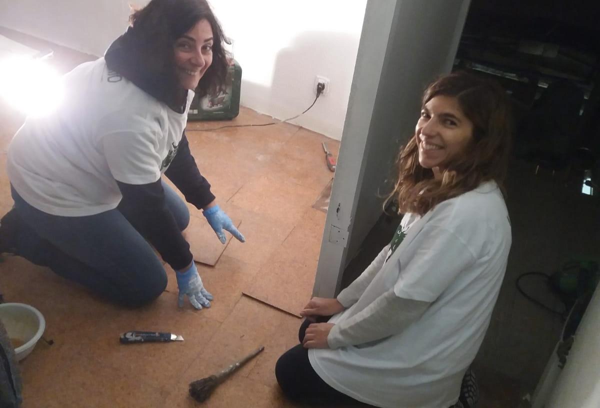Voluntariado de Reabilitação - Porto, 18.06.2019