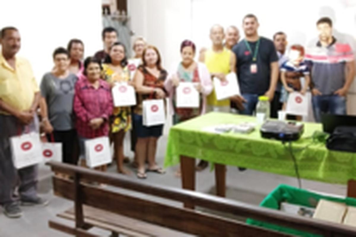 Comunidade da Penha- CIPA Maxxi