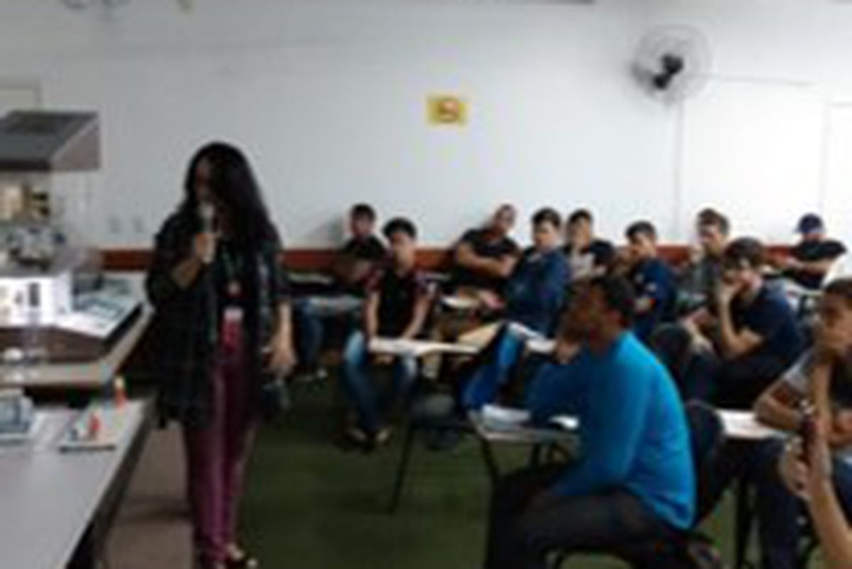CEDTEC (Escola Técnica) - CIPA SE MUQUIÇABA