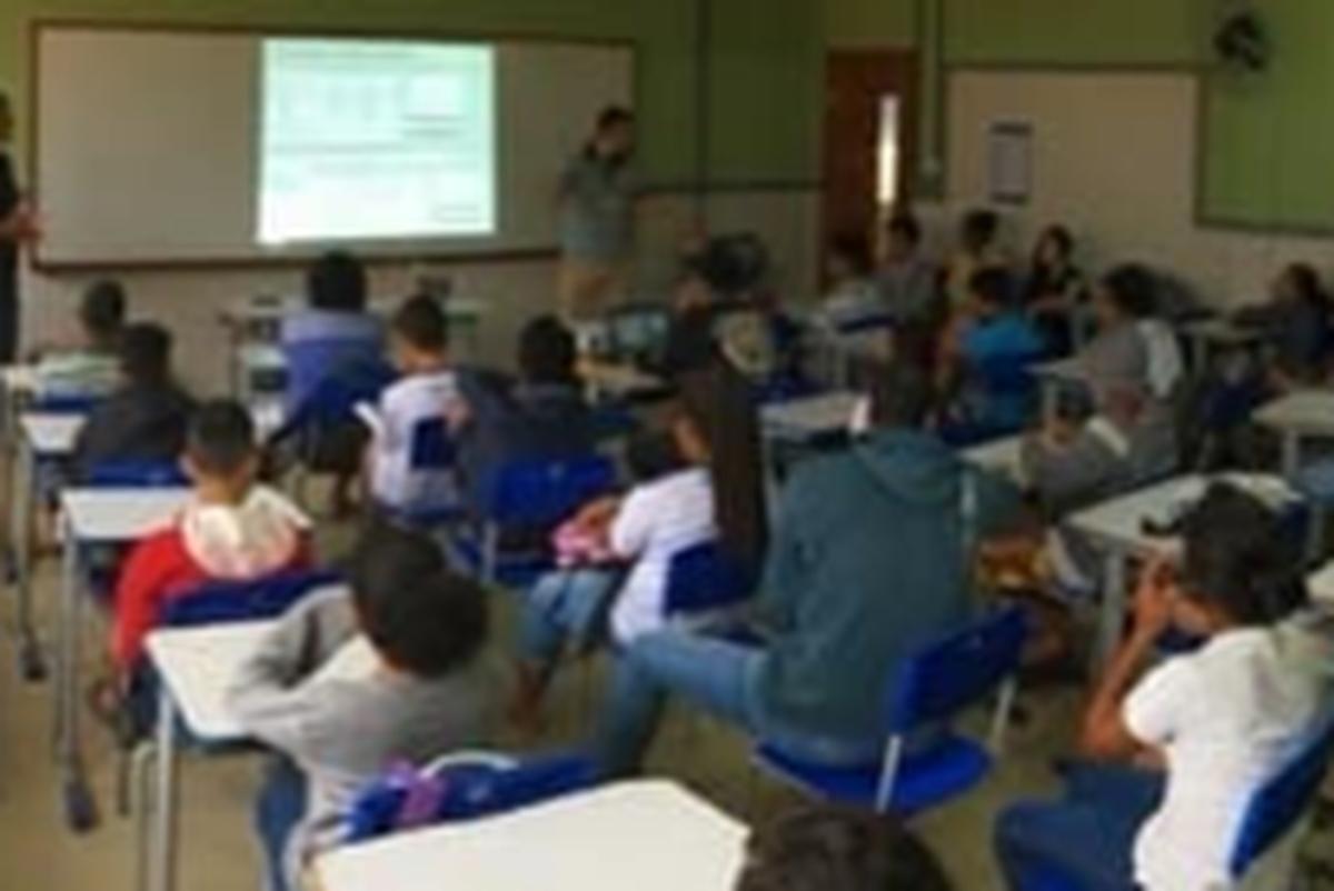 Escola Jonas José Nascimento Serra - CIPA Alto Lage