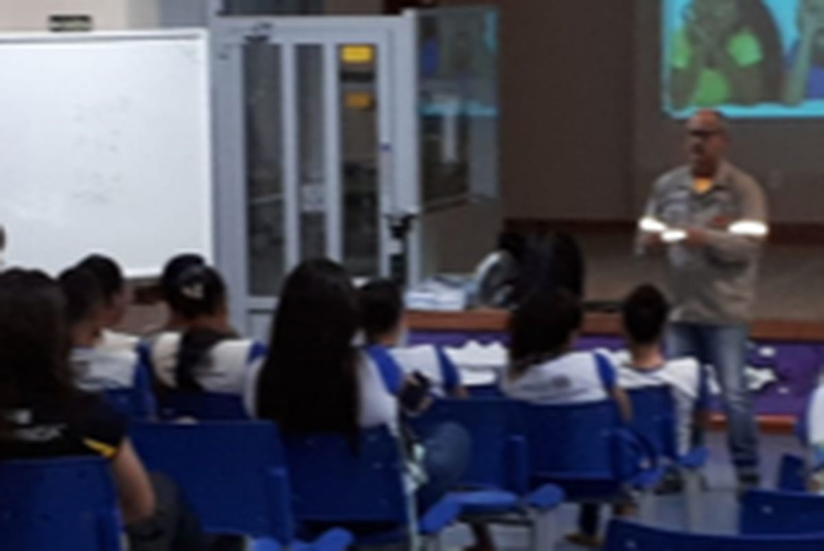 Escola Viva- Dom Daniel Comboni - CIPA Nova Venécia