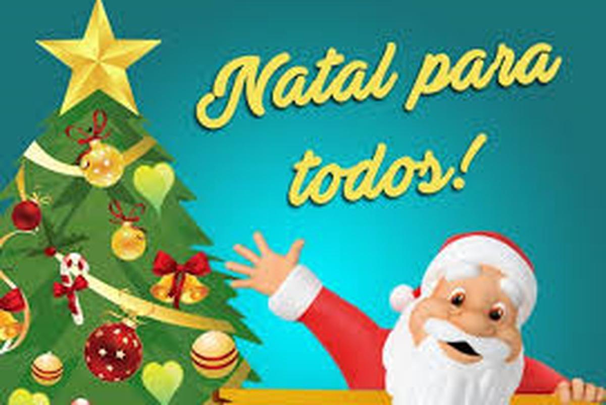 #NatalparaTodos