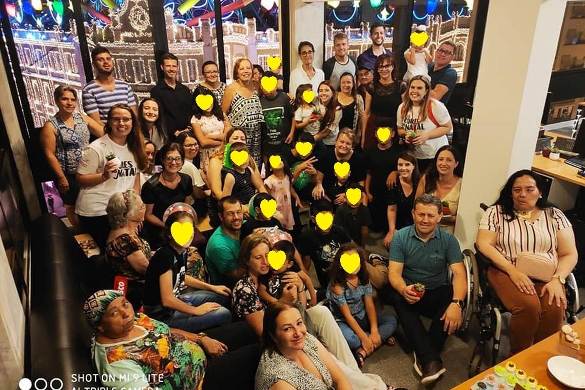 Happy Day 2019 - Confraternização Anual