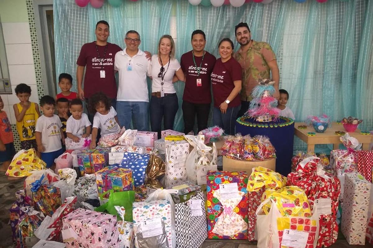 Projeto Social – Recriaf: Renascendo Crianças na Fé