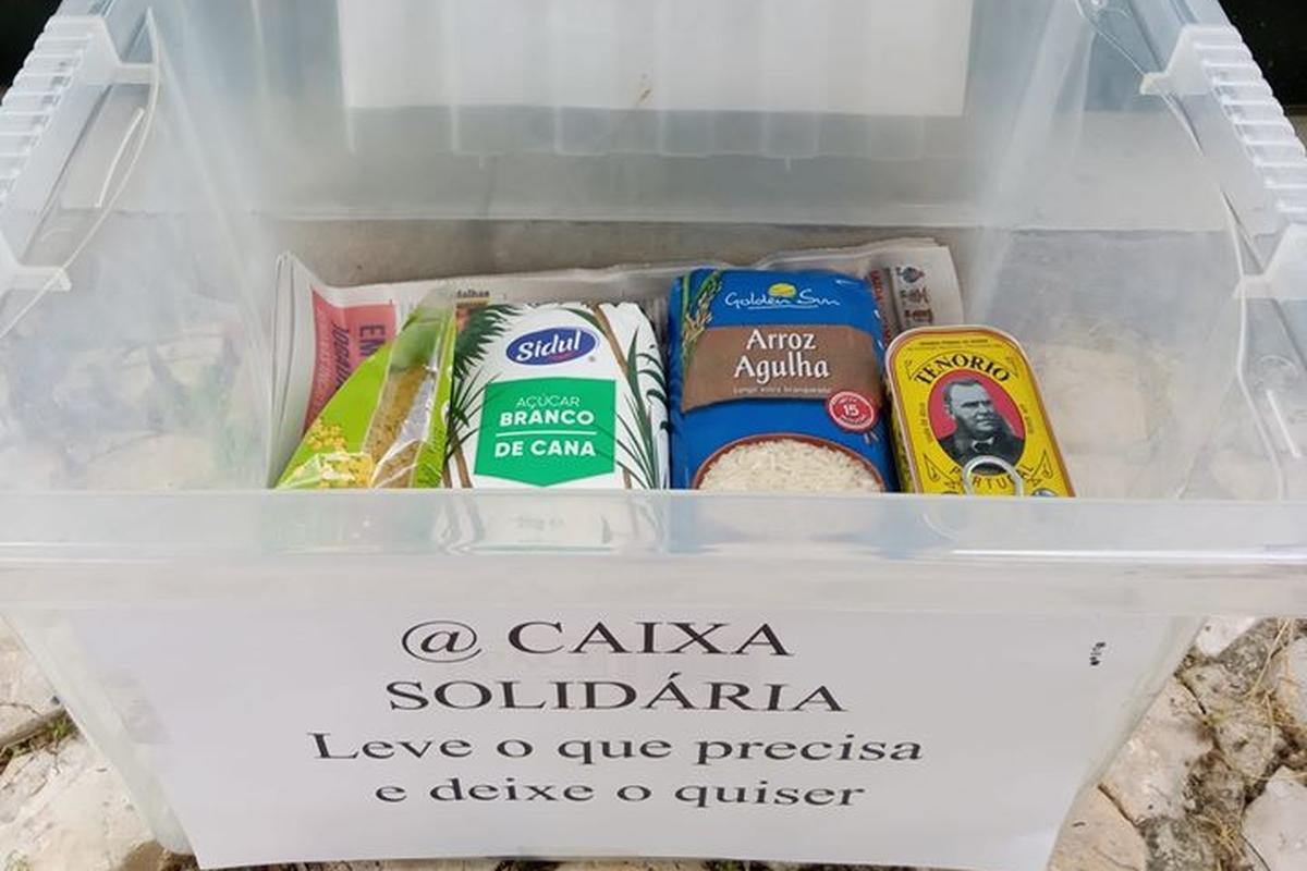 CAIXA SOLIDÁRIA_Covid 19