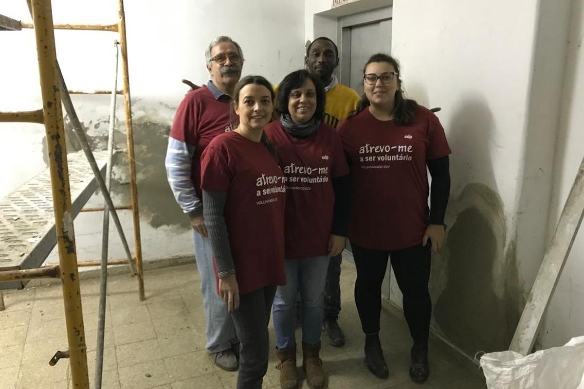 Voluntariado de Reabilitação - Lisboa, 23.06.2020