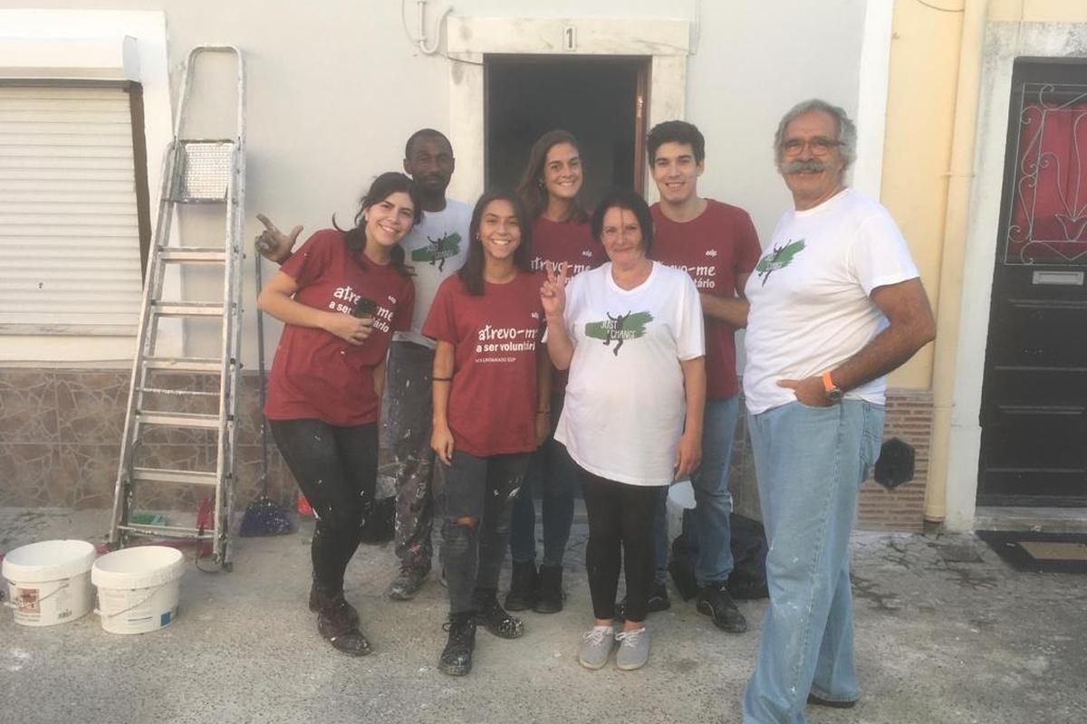 Voluntariado de Reabilitação - Lisboa, 22.10.2019