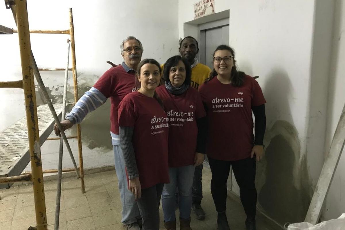 Voluntariado de Reabilitação - Lisboa, 16.06.2020