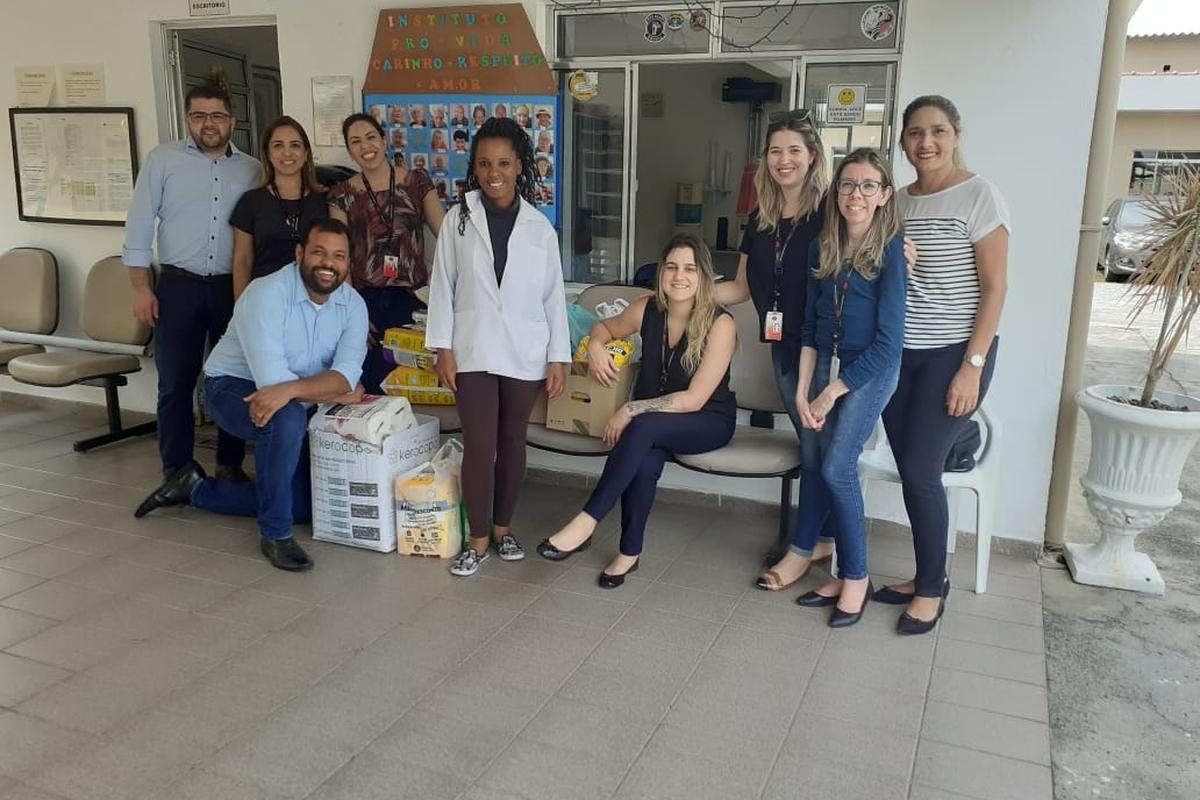 Café da Tarde -Instituto Pró + Vida - Mogi das Cruzes