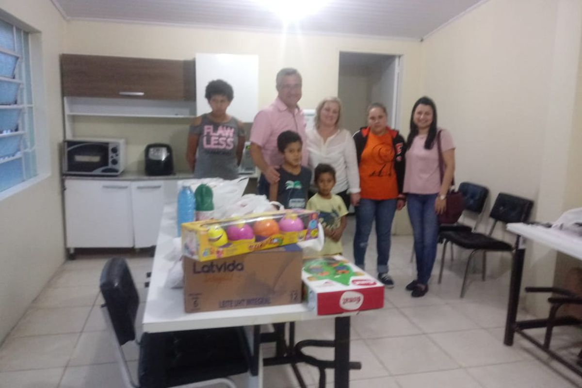 DOACAO CASA DE PASSAGEM