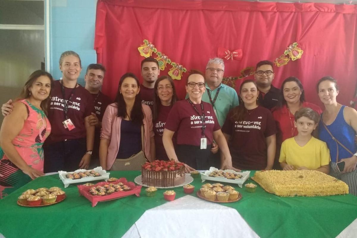 Café da Tarde - Asilo de Idosos de Vitória (ES)