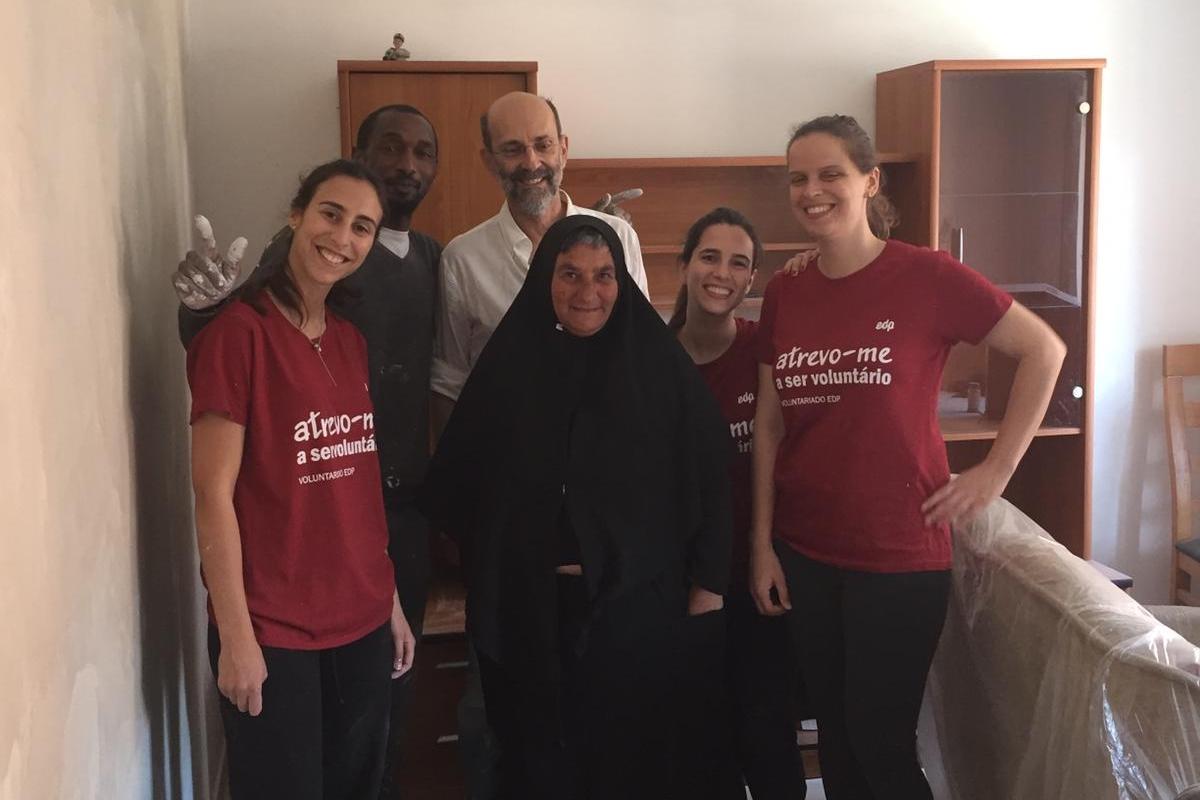 Voluntariado de Reabilitação - Lisboa, 03.12.2019