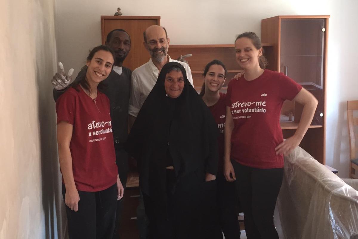 Voluntariado de Reabilitação - Lisboa, 05.11.2019