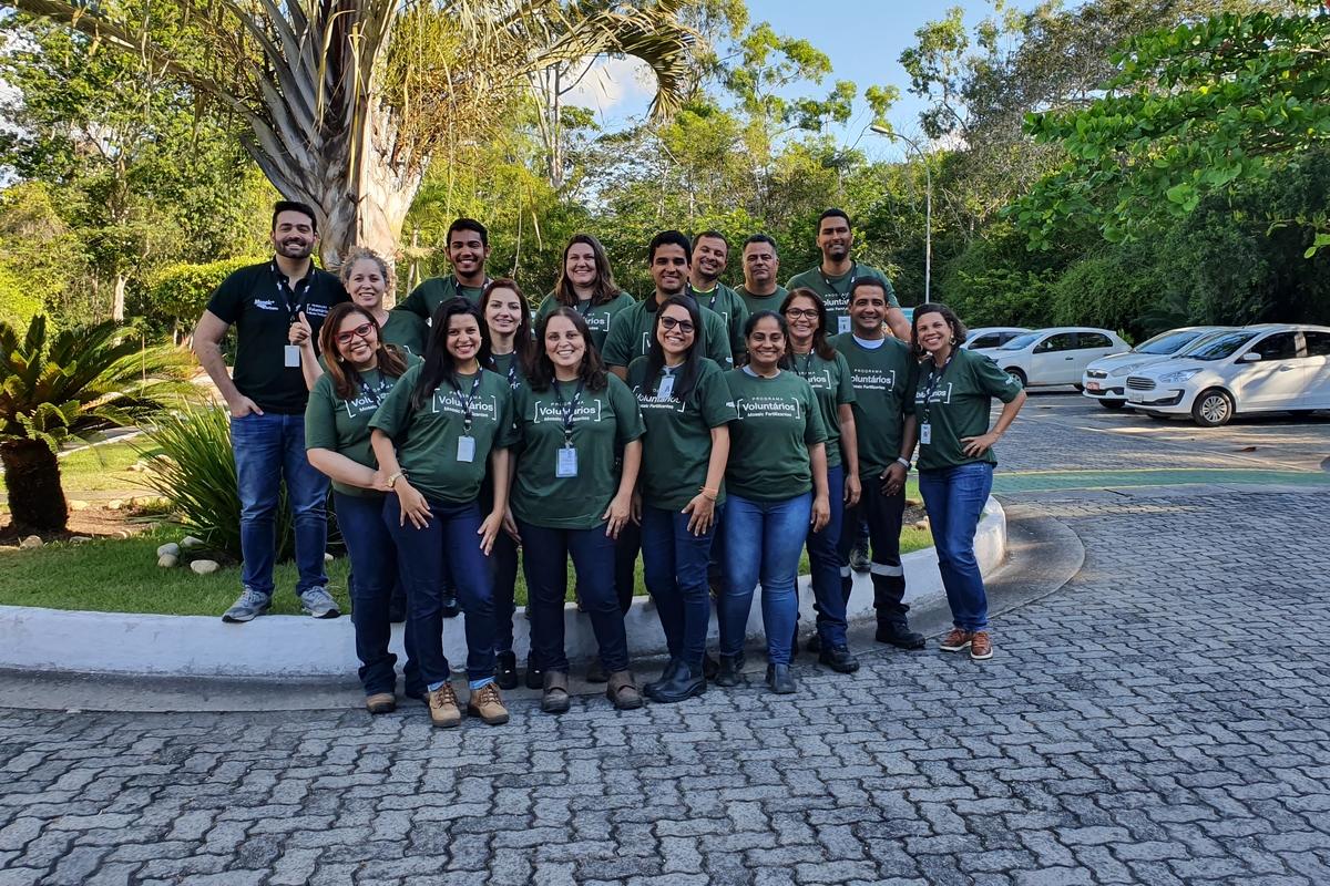 Criação do Grupo de Voluntariado em Taquari-Vassouras