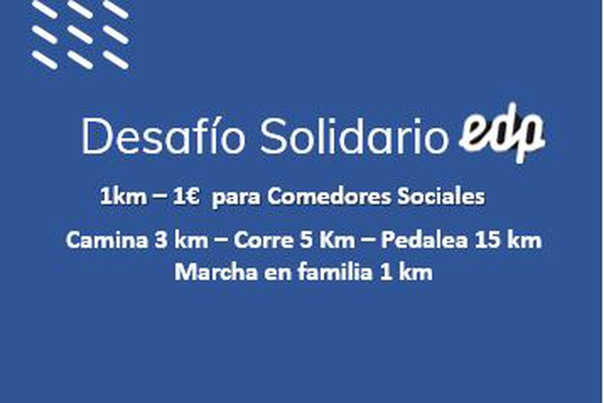 Desafío Solidario EDP