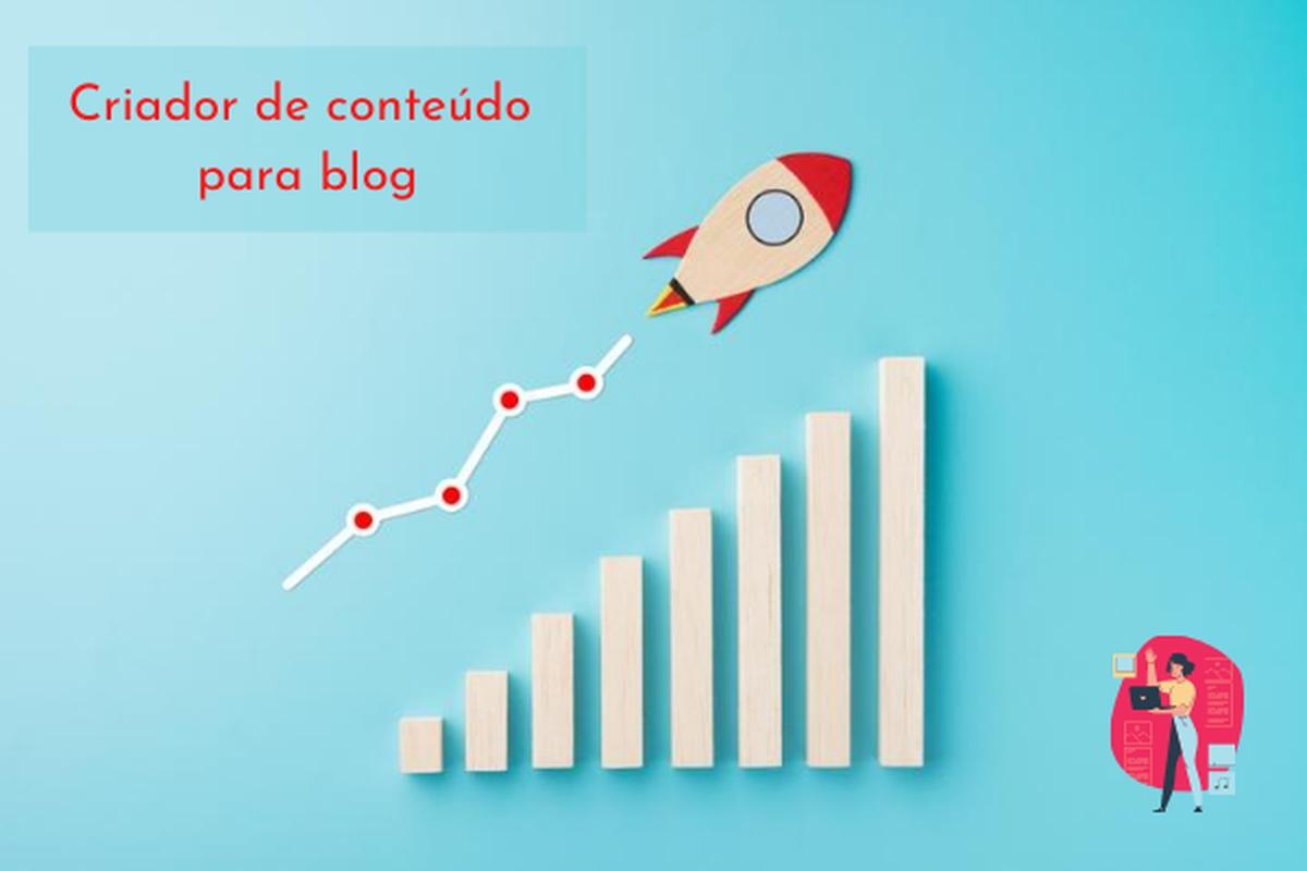 Criador de conteúdo para blog