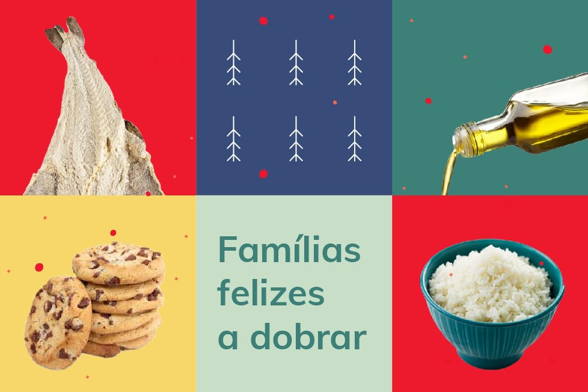 CASA Paredes - Cabazes de Natal