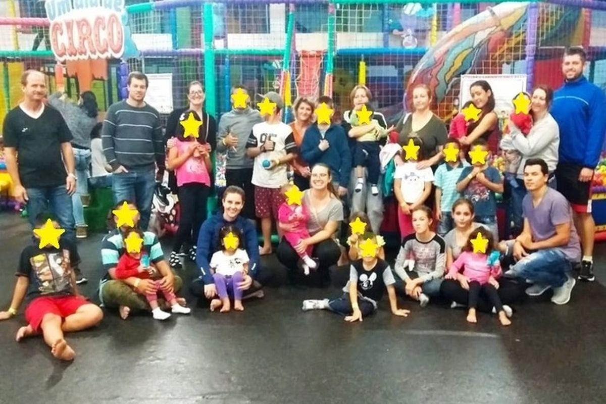 Projeto Happy Day 2019 - Passeio Kinder Parque