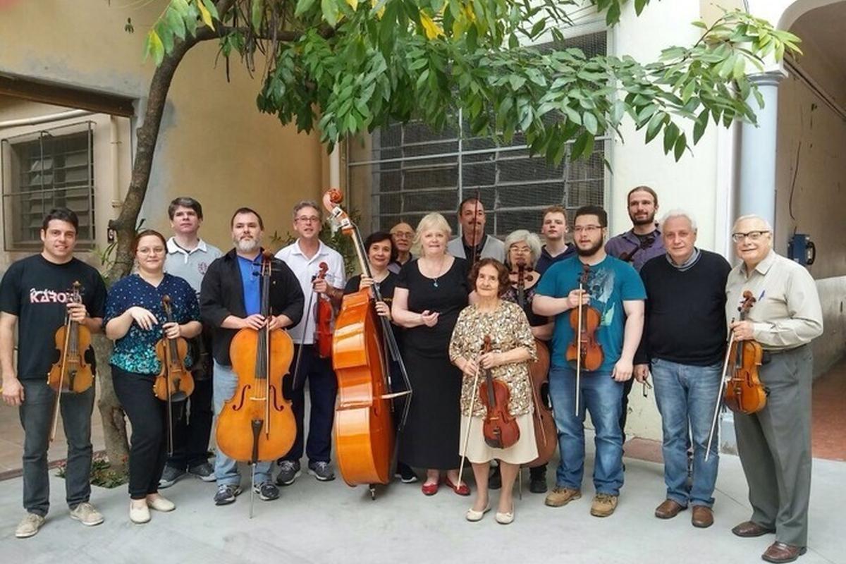 Orquestra de Câmara Da Capo - Porto Alegre, RS