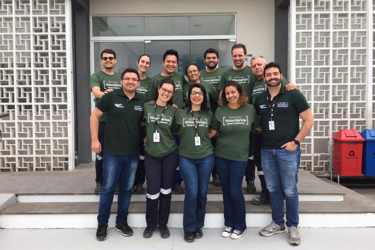Criação dos Grupos Locais de Voluntariado em Cajati