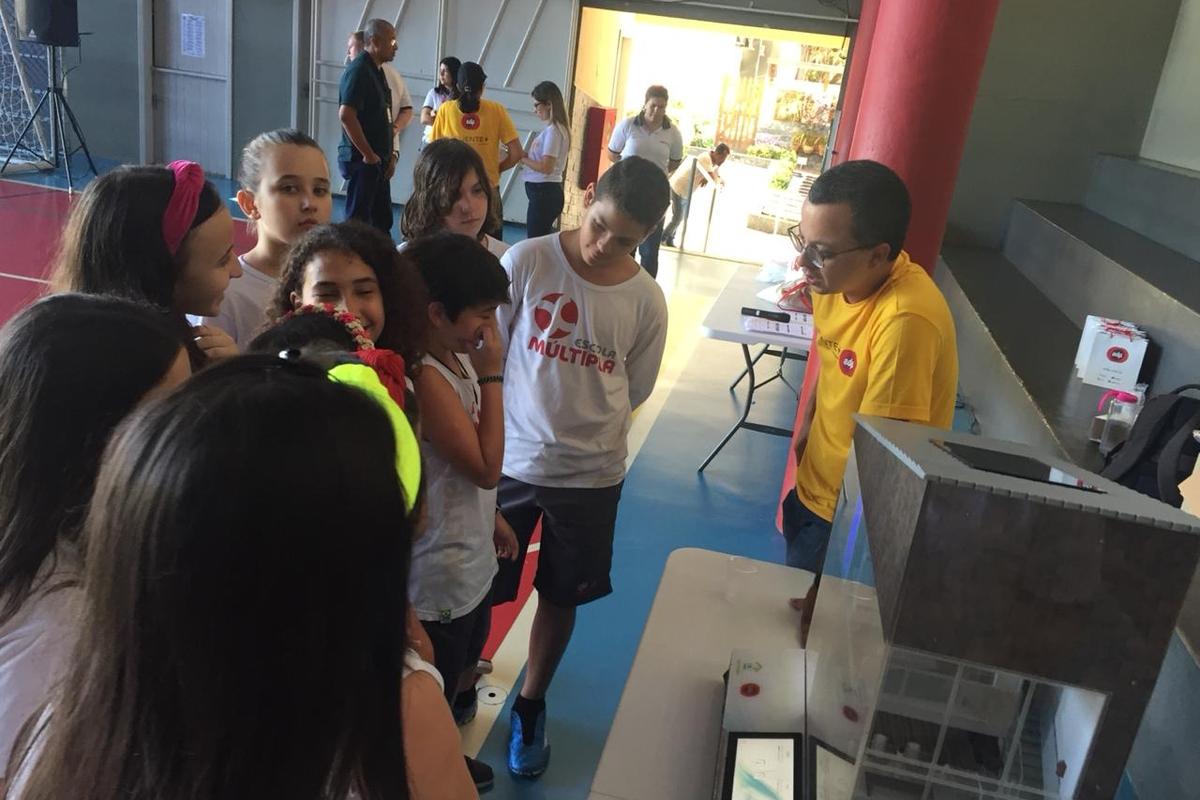 Five + com a Escola Múltipla - 14 turmas
