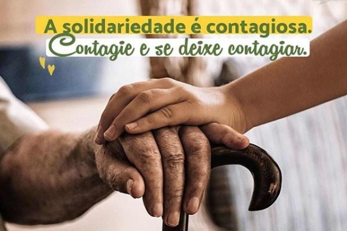 Envio de mensagens - Lar Torres de Melo e Asilo São João