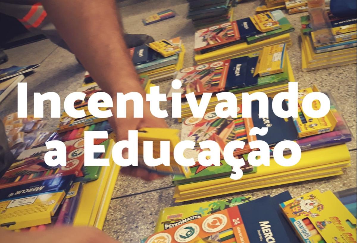 Incentivando a Educação
