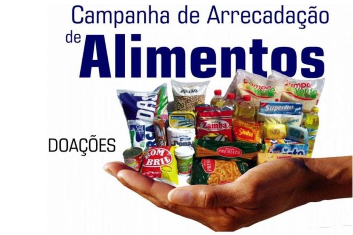 Campanha de Arrecadação de Alimentos