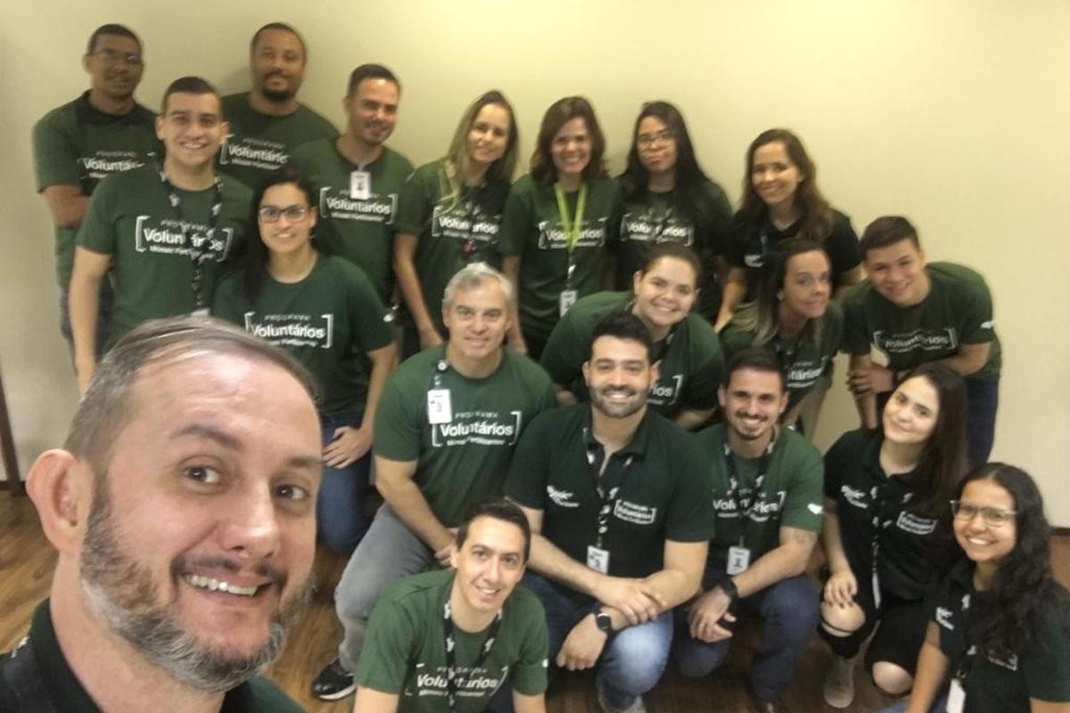 Criação dos Grupos Locais de Voluntariado em Uberaba