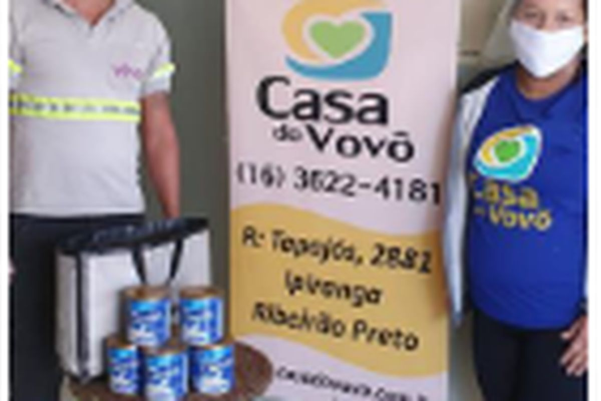 Ribeirão: Entrega de 12 latas de leite Glucerna