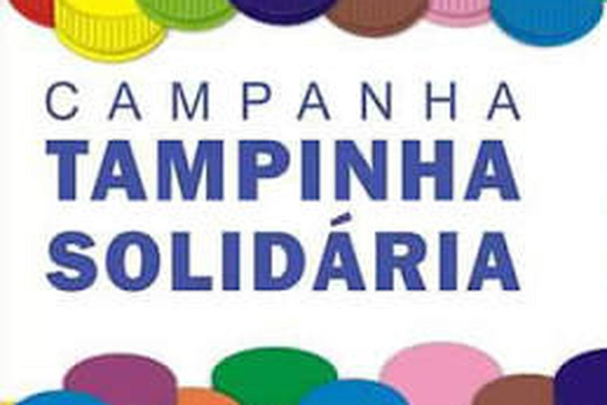 CAMPANHA TAMPINHA SOLIDARIA - AAX