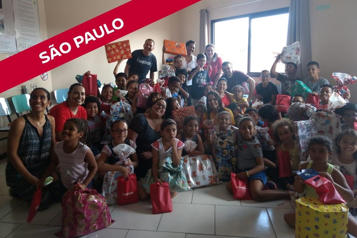 Organização do Natal Solidário