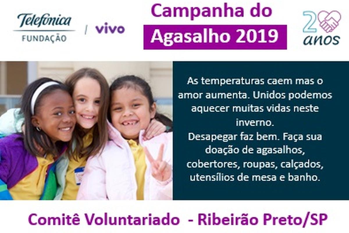 Campanha do Agasalho Ribeirão Preto e Região