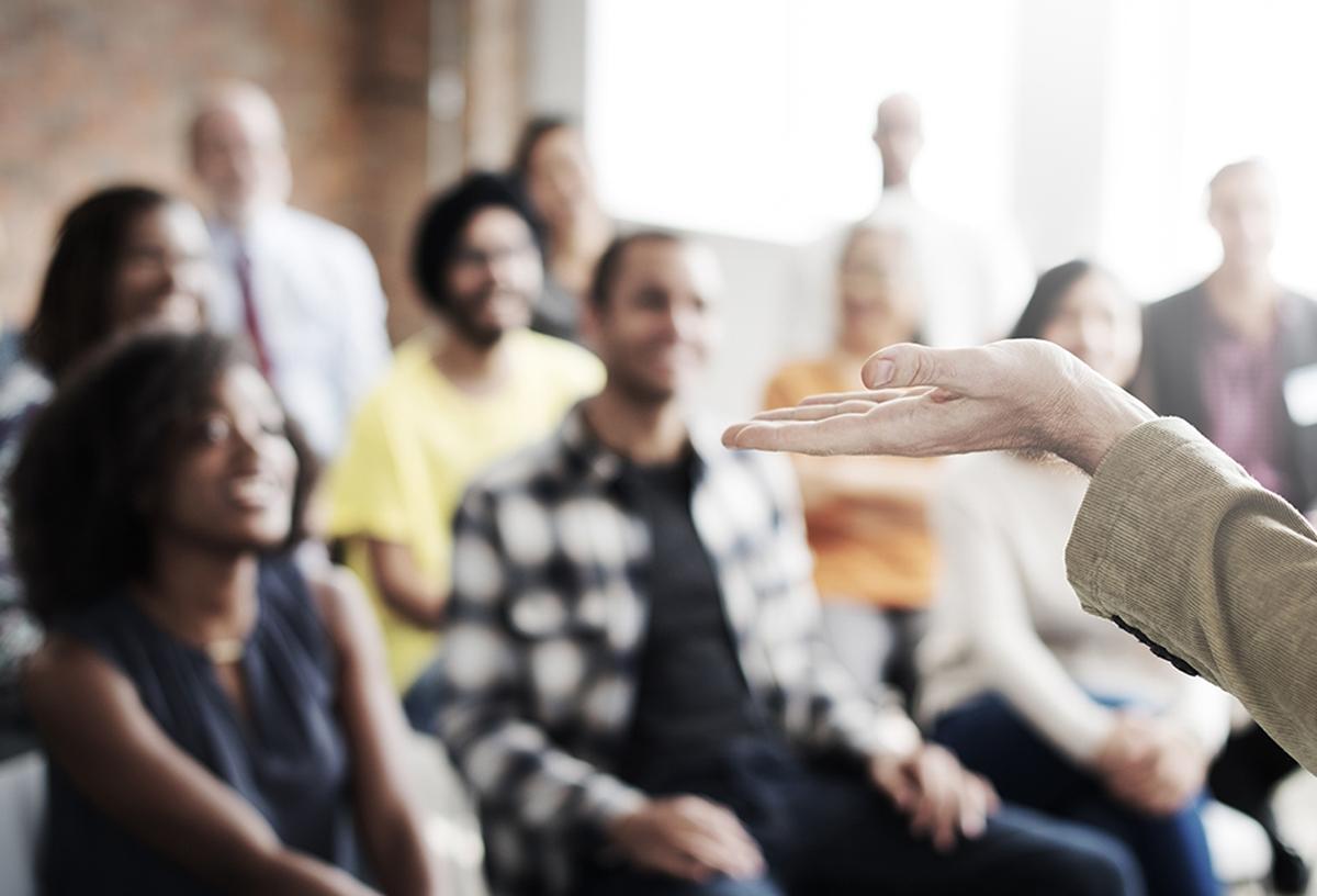 Reunião de Conscientização - Presencial