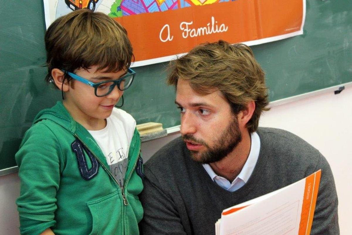 Voluntariado nas Escolas com a Junior Achievement