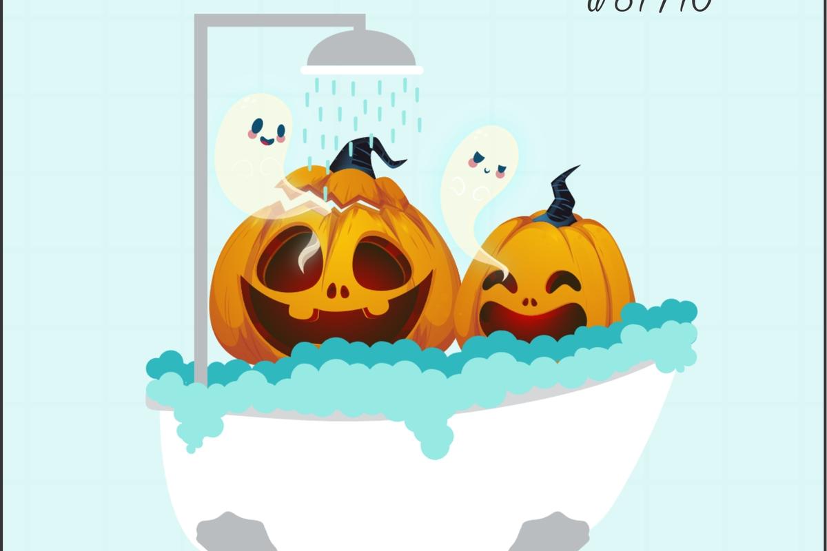 Casa da Criança Batuíra e Banho do Bem - Gincana Halloween