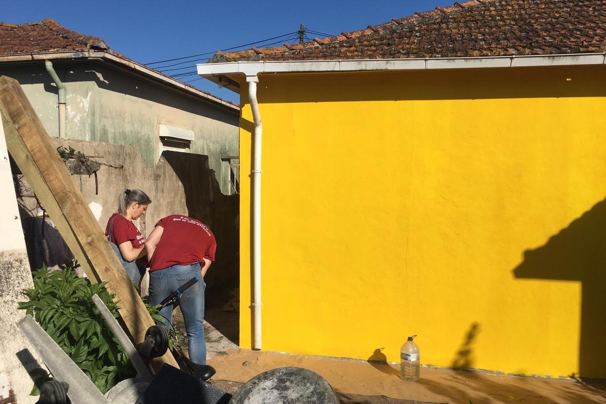 Voluntariado de Reabilitação - Porto, 04.06.2019