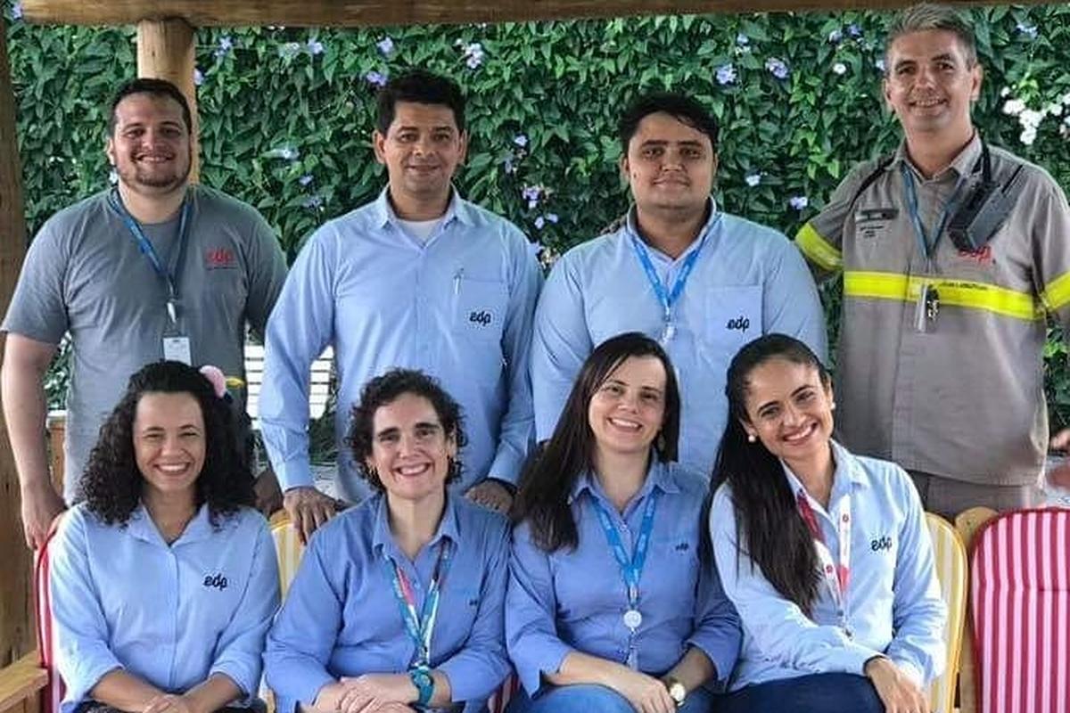 Voluntariado Da Equipe da Infra da UTE Pecém