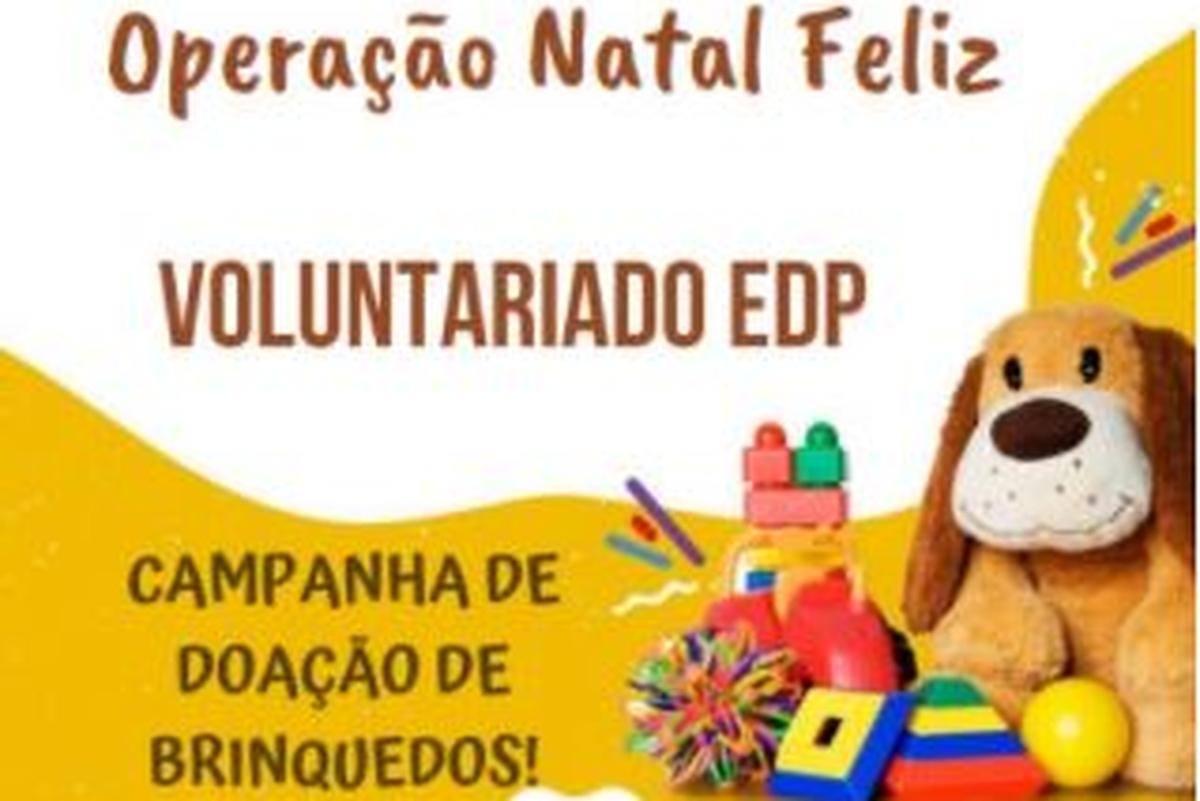 Operação Natal Feliz -  Berçário Amigo Da Criança